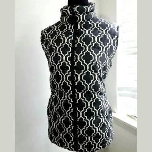 Lands' End Vintage Lightweight Down Puffer Vest